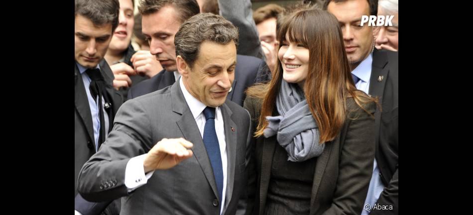 Carla Bruni revient sur le devant de la scène après la défaite de Nicolas Sarkozy