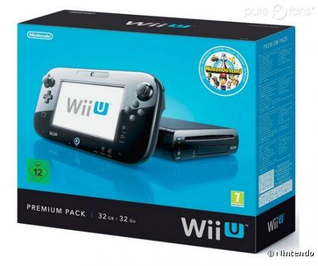 De nouvelles améliorations ont été apportées à la Wii U