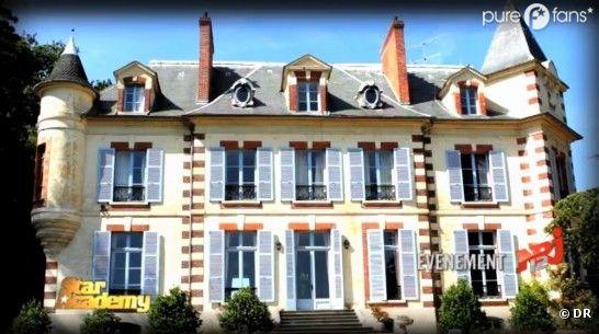 Le nouveau ch teau de la star academy 9 accueillera une miss - Chateau de la star academy ...