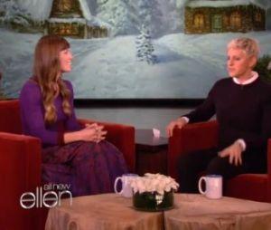 Jessica Biel est l'invitée d'Ellen DeGeneres !