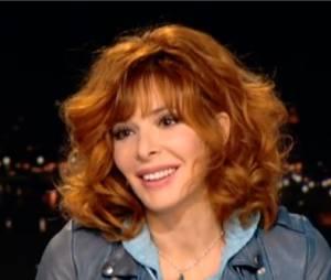 Mylène Farmer se confie à Claire Chazal sur TF1