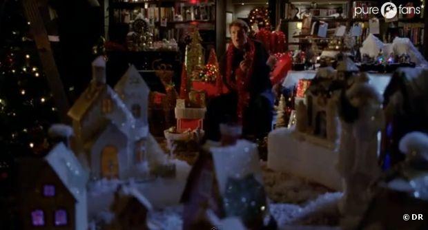 Mauvaise nouvelle pour Castle à Noël