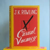 J.K. Rowling : son nouveau roman adapté à la télévision !