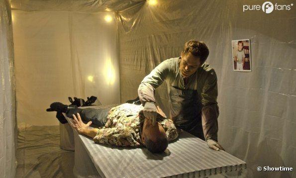 Dexter va se venger d'une personne très importante