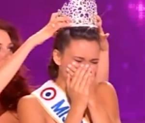 Marine Lorphelin est sacrée Miss France 2013 !