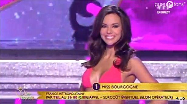 Marine Lorphelin n'avait pas la rage de vaincre lors de l'élection de Miss France 2013