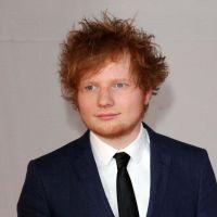 Ed Sheeran : bourré avec The Wanted quand il appris sa nomination aux Grammy Awards 2013