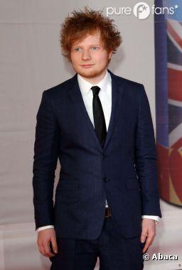 Ed Sheeran, bourré au moment d'apprendre sa nomination aux Grammy