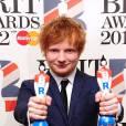 Nouvelle consécration pour Ed Sheeran