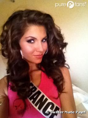 Marie Payet : Candidate française au concours Miss Univers 2012