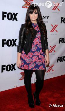 Demi Lovato : Seule fille capable de concurrencer Justin Bieber et les One Direction