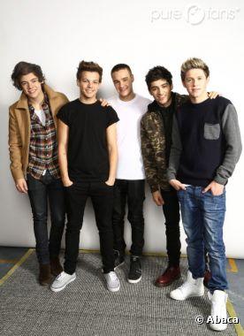 One Direction a fait une montée spectaculaire en 2012 !
