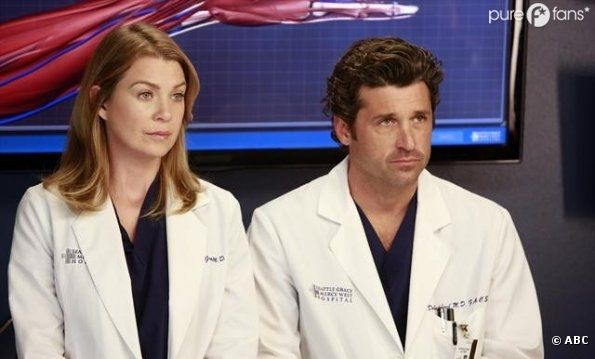 Derek et Meredith toujours en plein doute dans Grey's Anatomy