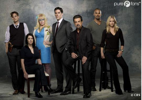 Esprits Criminels reviendra l'an prochain avec sa saison 8 en 2013 !