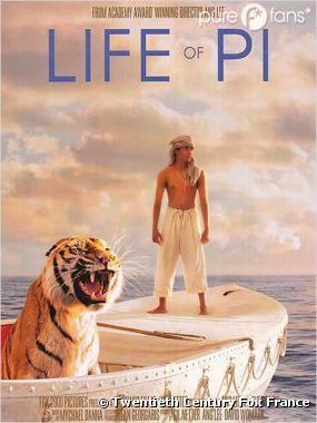 L'Odyssée de Pi est LE film de l'année 2012