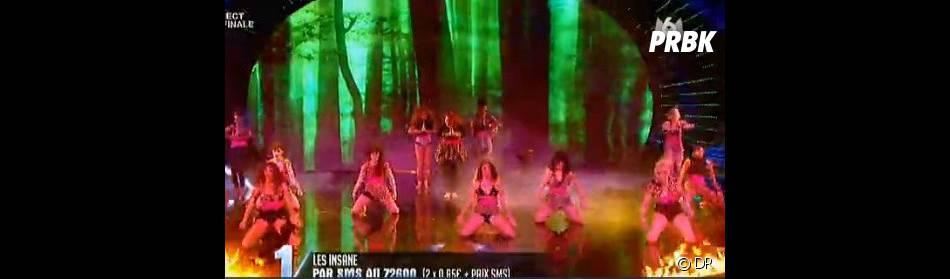 Les danseuses de Insane vont encore devoir tout donner pour la finale !