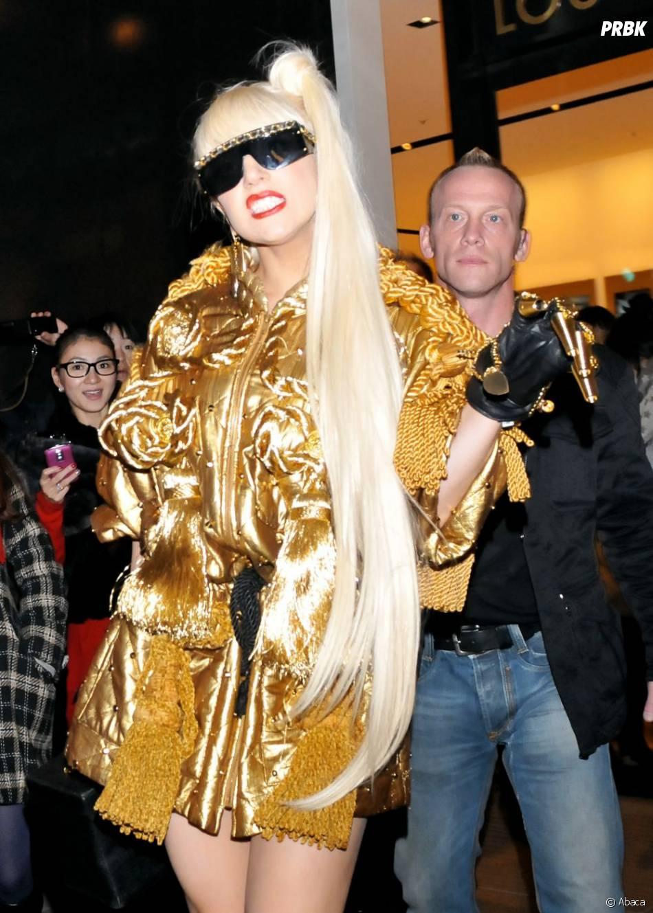 Lady Gaga est unique !