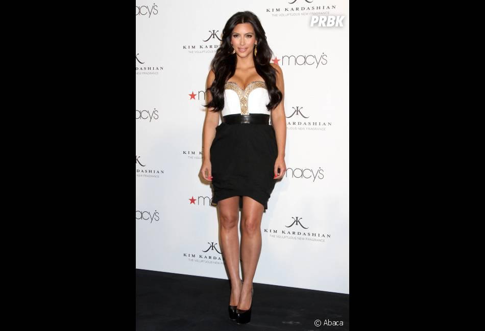 Kim Kardashian pourrait peut être prendre des cours de comédie en 2013 !