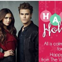 The Vampire Diaries, 90210, Arrow... : les séries de la CW vous souhaitent de bonnes fêtes ! (PHOTOS)