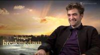 """Robert Pattinson : son truc ? Les """"bons culs"""" !"""
