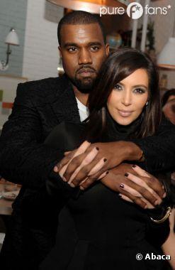 Kim Kardashian enceinte de Kanye West !