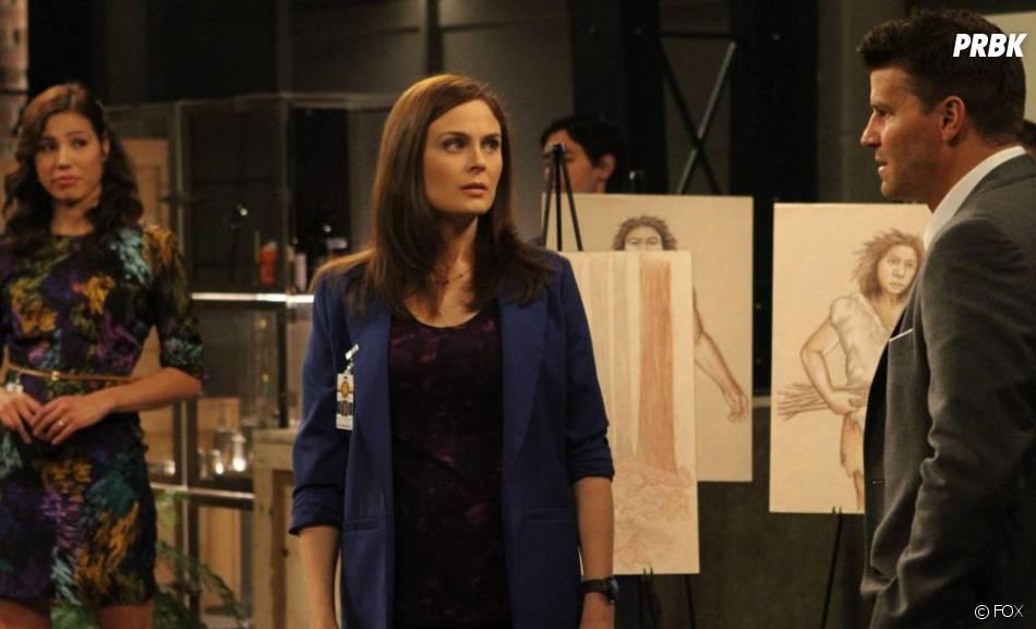 Booth et Brennan vont faire le plein de nouvelles enquêtes pour la suite de la saison 8 de Bones