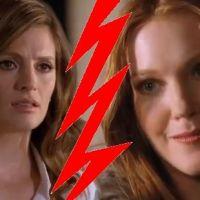 Castle saison 5 : la guerre est déclarée entre Kate et l'ex-femme de Rick !