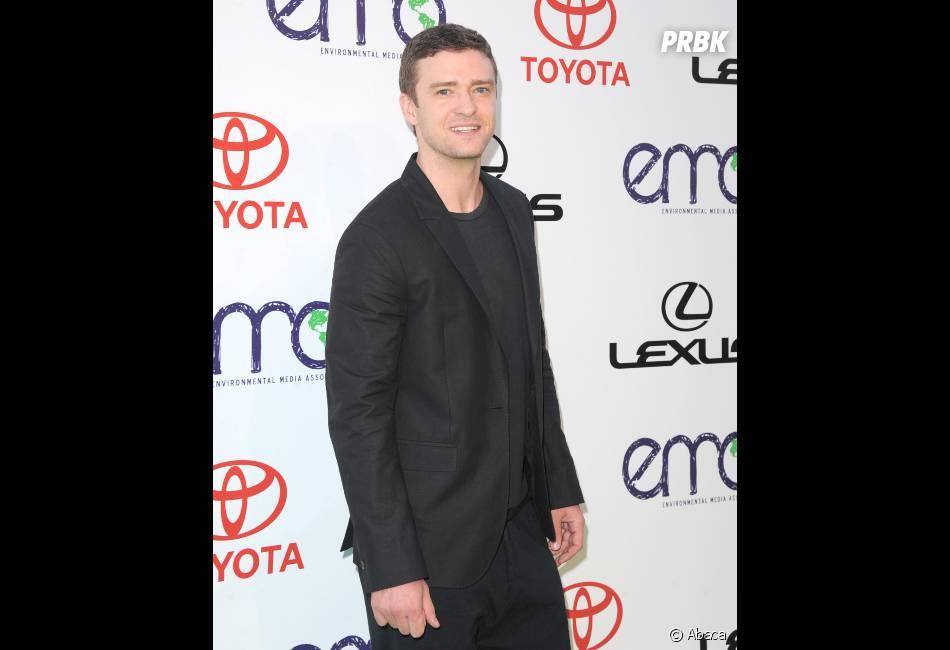 Justin Timberlake fait un beau cadeau à ses fans !