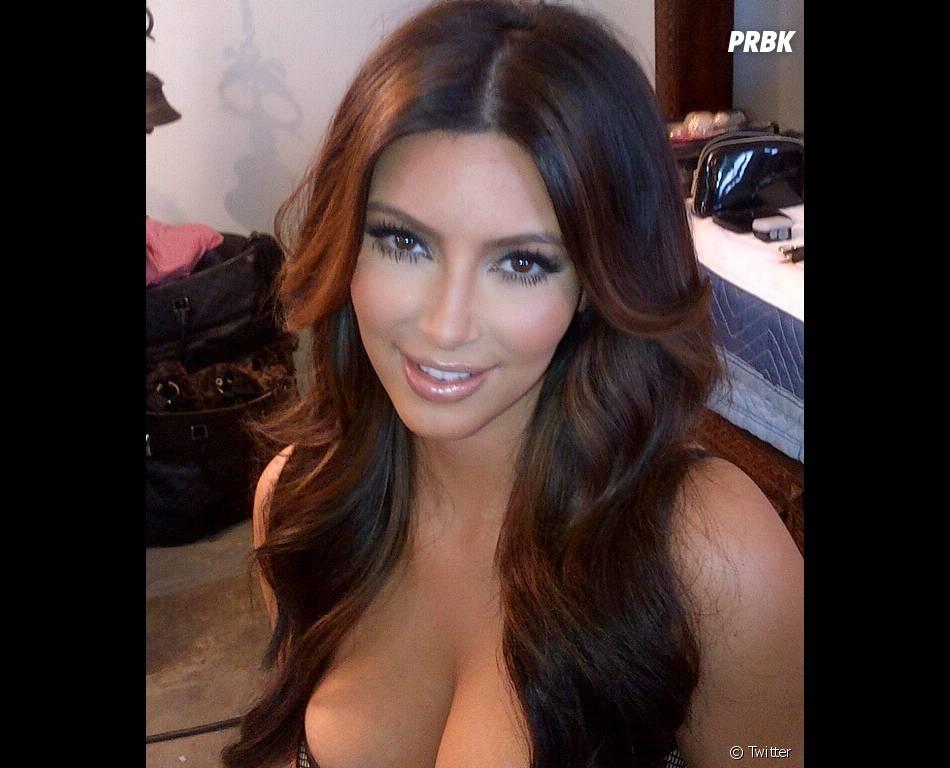 La grossesse de Kim Kardashian rend sa soeur jalouse !