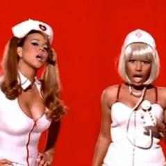 Nicki Minaj : réconciliée avec Mariah Carey grâce à sa sex tape !