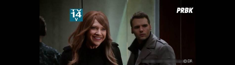 Fauxlivia et Lee de retour dans Fringe