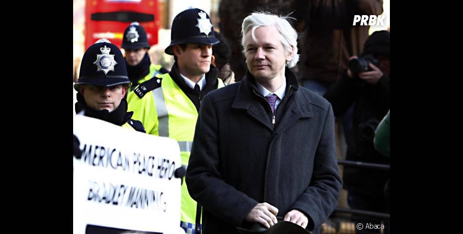 Julian Assange va avoir le droit à son biopic