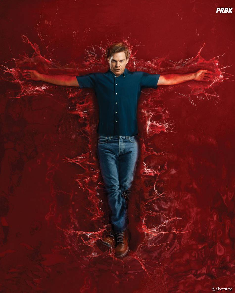 Dexter, un exemple de bad-guy mis en avant par Showtime