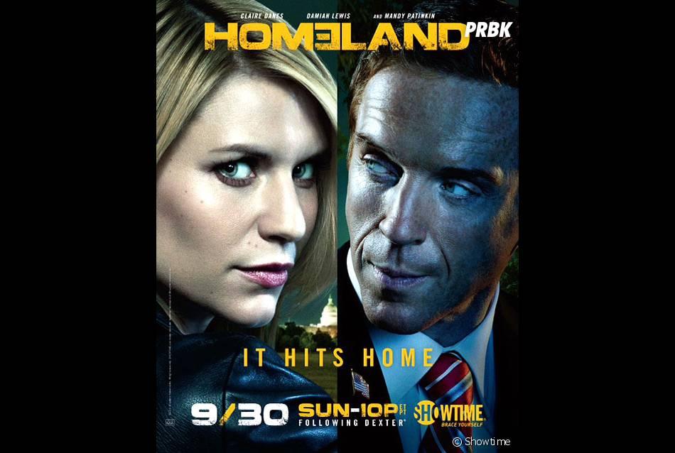 Showtime touche aussi au terrorisme avec Homeland
