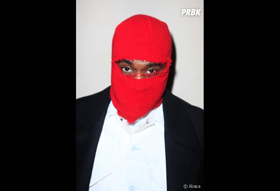 Kanye West n'est pas passé inaperçu à la Fashion Week de Paris