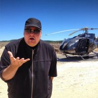 Kim Dotcom : le papa de MEGA frôle la mort en hélico