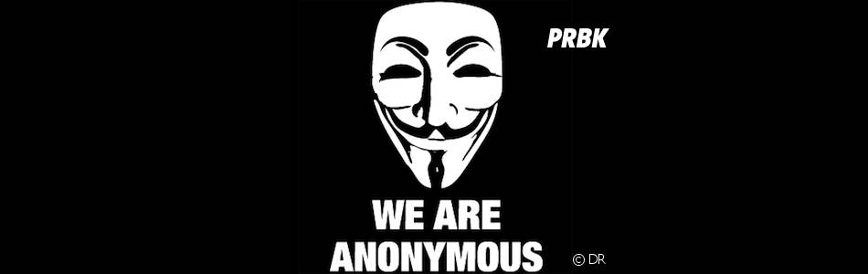 Anonymous, les justiciers du web