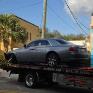 Rick Ross : les photos choc de son accident