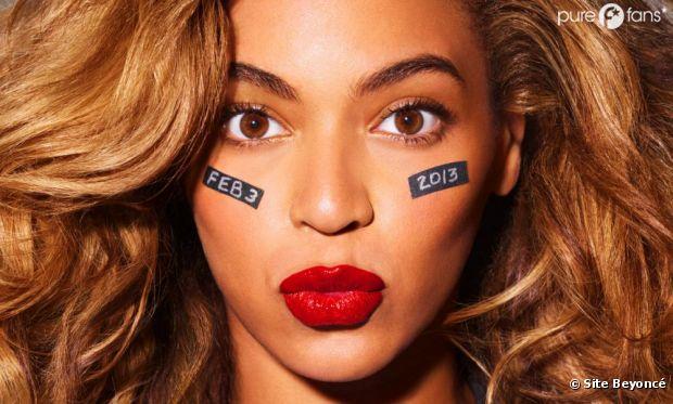 Beyoncé va envoyer du lourd au Super Bowl