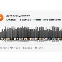 Drake : Started from the bottom, le premier single de son nouvel album