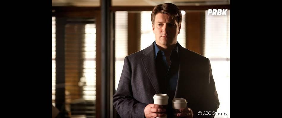Nathan Fillion va pouvoir nous montrer plein d'émotions dans le double épisode de la saison 5 de Castle