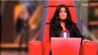 The Voice 2 : Un nouveau talent s'attaque à Skyfall et fait buzzer Jenifer