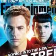 Star Trek Into Darkness en couv d'EW