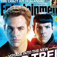 "Star Trek Into Darkness : Kirk et Spock promettent ""beaucoup plus d'action"" !"