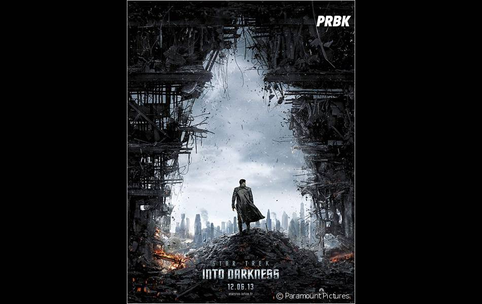 Star Trek Into Darkness sortira le 12 juin au cinéma