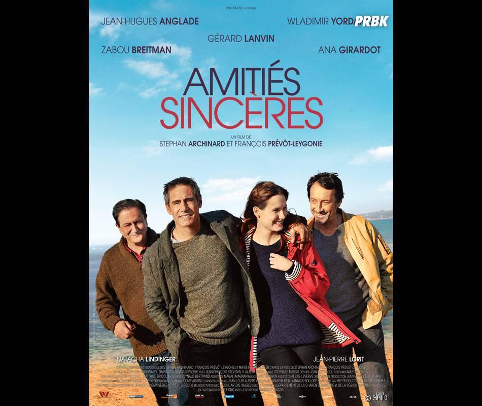 Amitiés sincères se classe 3ème du box-office français