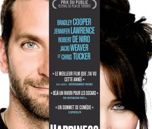 Happiness Therapy est quatrième des films les plus vus de la semaine