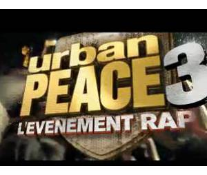 Le teaser d'Urban Peace 3 avec IAM et Sexion d'Assaut en têtes d'affiche.