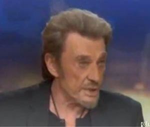 Johnny Hallyday invité de France 2 pour parler de son autobiographie