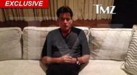 Charlie Sheen super-héros : la police compte sur lui pour arrêter un fugitif
